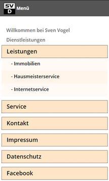 Sven Vogel Dienstleistungen screenshot 1