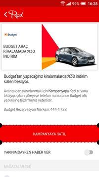 Vodafone Avantaj Cepte apk screenshot