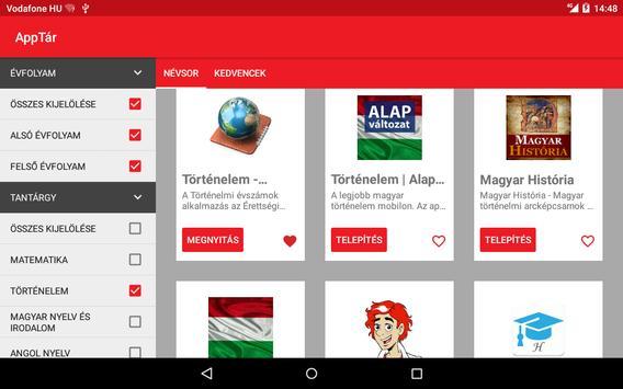 Vodafone AppTár poster