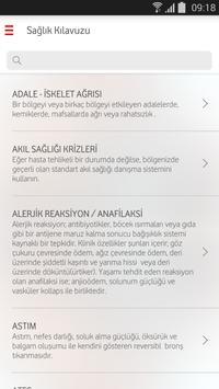 Vodafone Cep Sağlık apk screenshot