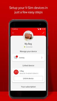 V by Vodafone screenshot 3