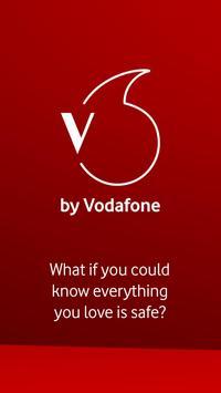 V by Vodafone poster