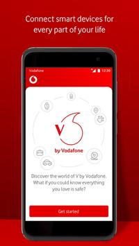 V by Vodafone screenshot 1