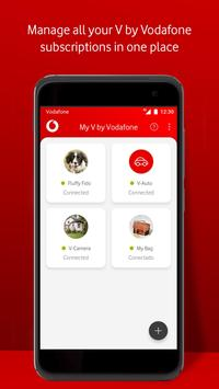 V by Vodafone screenshot 2