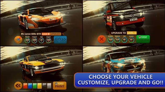 Raceline® screenshot 9