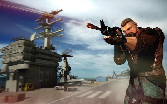 Navy Commando Shoot War poster