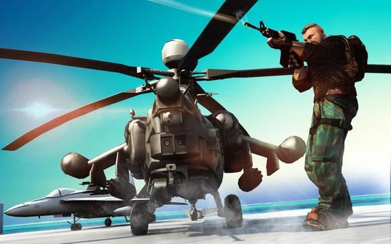 Navy Commando Shoot War screenshot 1