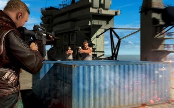 Navy Commando Shoot War screenshot 9