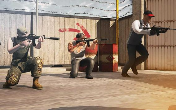 Superhero Anti Terrorist Commando screenshot 2
