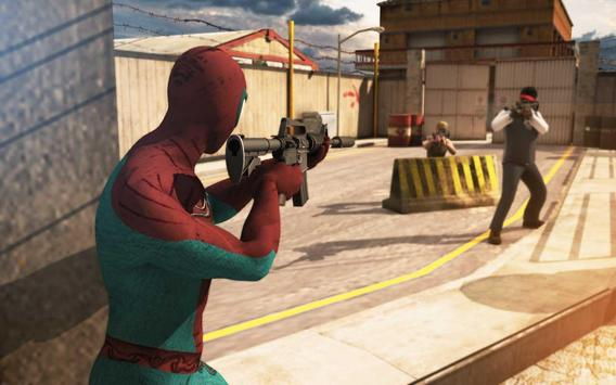 Superhero Anti Terrorist Commando screenshot 8