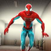 Superhero Secret Stealth Mission icon