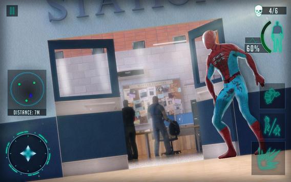 Superhero Secret Stealth Mission apk screenshot