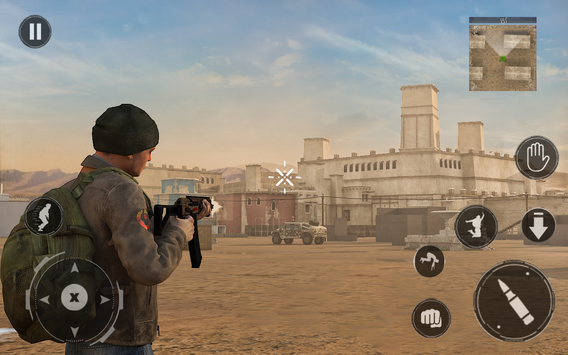 Survival Shooter Epic Battle Royale poster