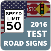 US Road Signs 2016 icon