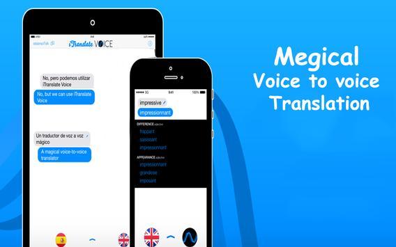 Voice Translator In Different Languages screenshot 4