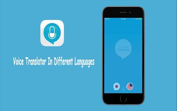 Voice Translator In Different Languages screenshot 6