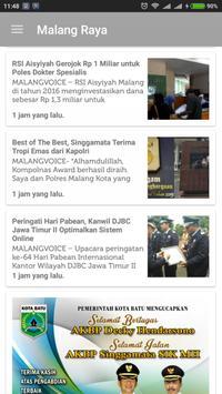 MalangVoice apk screenshot