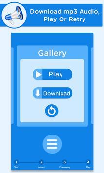 Criador de voz imagem de tela 2