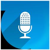 Voice Recorder, Widget & Record History icon