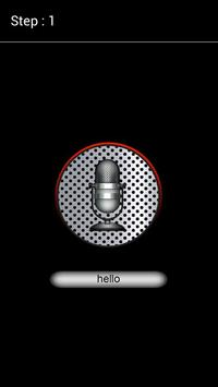 Voice Screen Locker screenshot 3