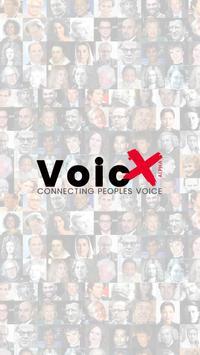 VoicX poster