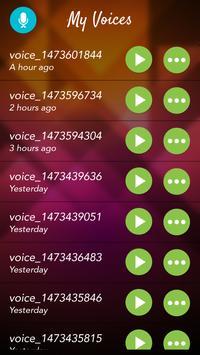 Voice Reverser screenshot 2