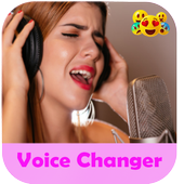 Voice Changer Pro: New App 2018 icon