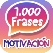 Motivational quotes in Spanish icon