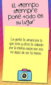 Motivational quotes in Spanish screenshot 6