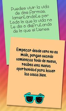 Motivational quotes in Spanish screenshot 14