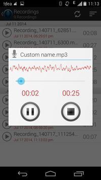 Voice Note - Audio Recorder screenshot 4