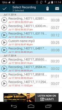 Voice Note - Audio Recorder screenshot 7