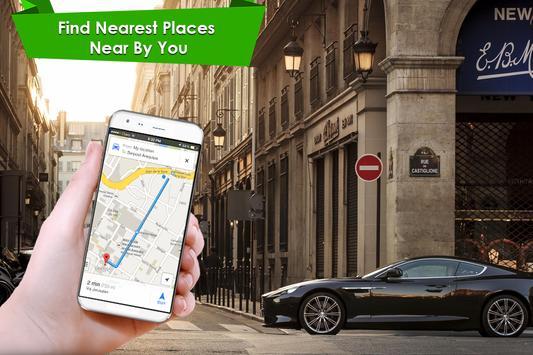 GPS Voice Navigation & Maps Tracker screenshot 9