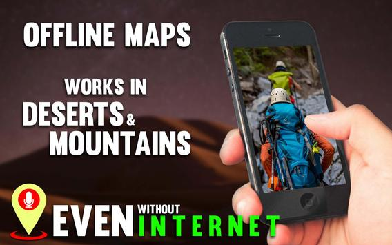 GPS Voice Navigation GPS Maps, Driving Directions for Android - APK on