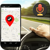 Voice GPS Navigation - Driving Directions GPS Maps icon