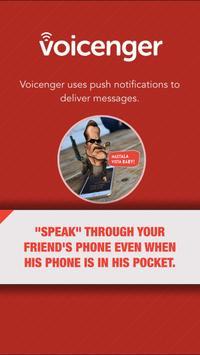 Voicenger poster
