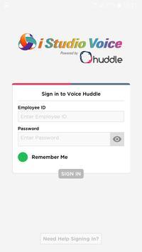 iStudio Voice screenshot 1