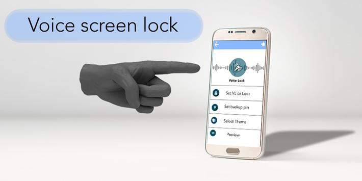 Voice Screen Unlock apk screenshot
