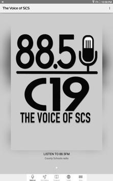 The Voice of SCS HD apk screenshot