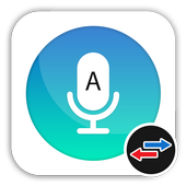 Italian Voice To Text Translator icon