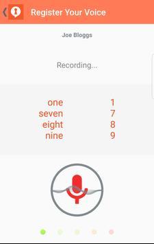 VoiceVault ViGo screenshot 5