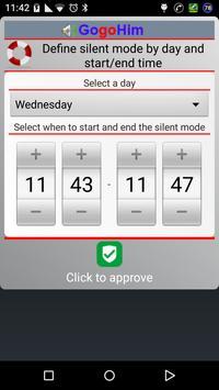 GogoHim: wake up phone apk screenshot