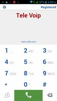 Tele Voip poster