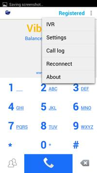 Vibervoiz screenshot 1