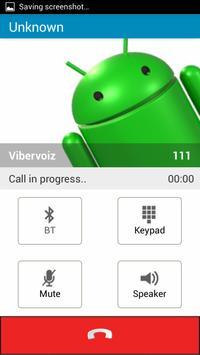 Vibervoiz screenshot 2