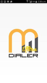 MD DIALER Ultra poster