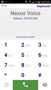 NexusVoice ultra free data uae poster