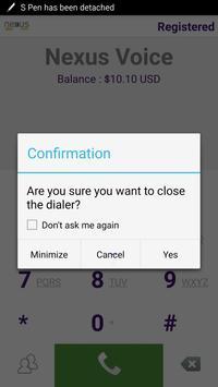 NexusVoice ultra free data uae apk screenshot