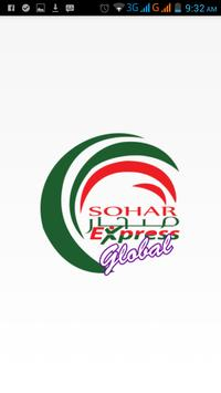 SOHAR GLOBAL poster
