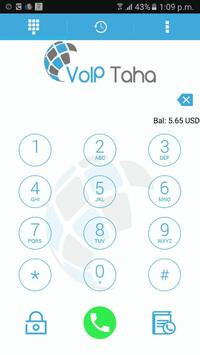 VoIP Taha apk screenshot